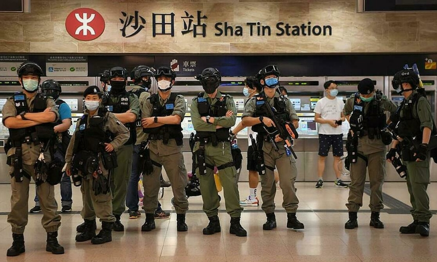 Canada cảnh báo công dân ở Hong Kong