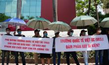 Trường Quốc tế Việt Úc không nhận học sinh do bất đồng học phí