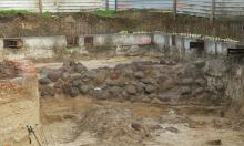 Hệ thống tường thành rộng 40 m vùi dưới lòng đất