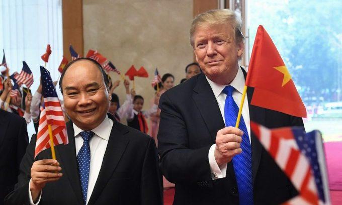 Quan hệ Việt - Mỹ 'đang mang tầm Đối tác Chiến lược'
