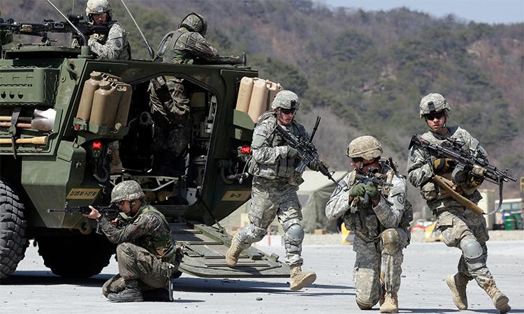 Mỹ - Hàn có thể hủy diễn tập chung vì Covid-19