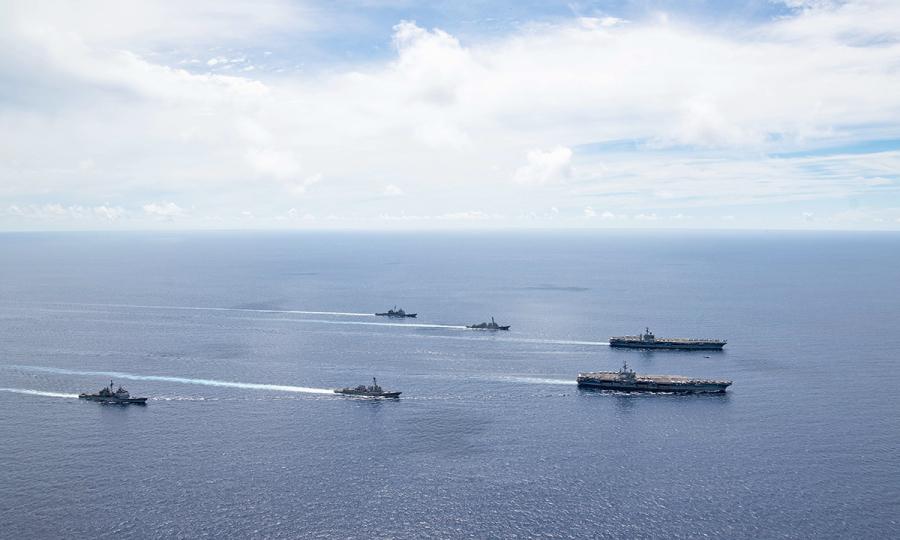 Mỹ có thể sắp ra tuyên bố về Biển Đông