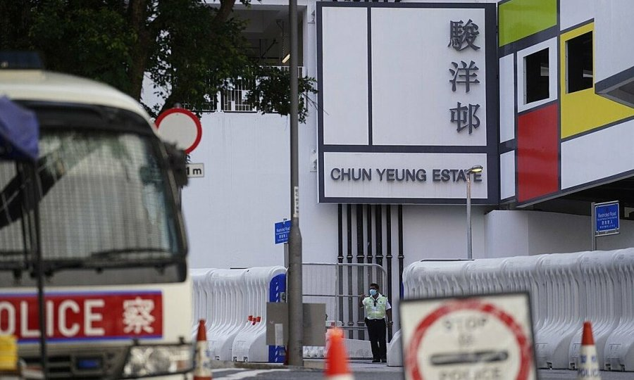Người Hàn Quốc ba lần trốn cách ly ở Hong Kong