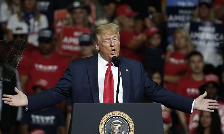 Chuyên gia Mỹ: Trump muốn tái diễn kịch bản tranh cử 2016