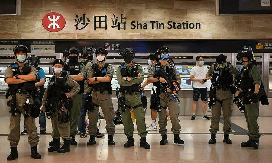 Loạt công ty Mỹ tại Hong Kong lo ngại luật an ninh