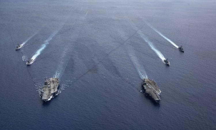 Mỹ bác yêu sách của Trung Quốc về Biển Đông