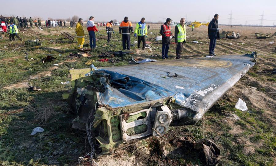 Ukraine hoài nghi lý do Iran bắn nhầm máy bay