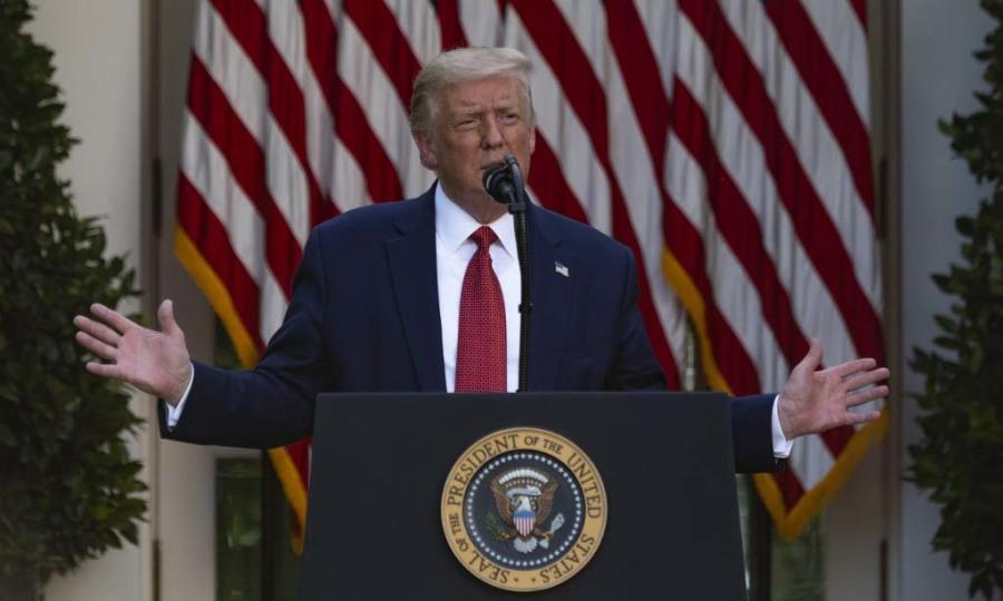 Trump 'không hứng thú' đàm phán thương mại với Trung Quốc