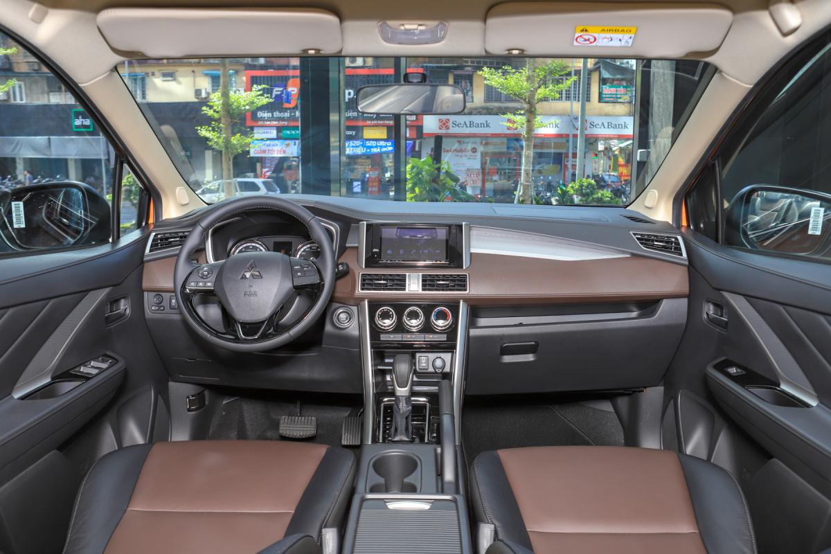 Mitsubishi Xpander thông số kỹ thuật giá xe