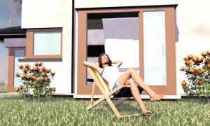 Cách làm mát nhà trong ngày hè nóng nực