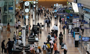 Nhật dỡ cấm nhập cảnh với cư dân nước ngoài