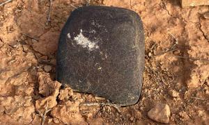 Hai mảnh thiên thạch phát hiện trong hai tuần