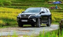 Toyota Việt Nam triệu hồi Innova và Fortuner vì lỏng bu-lông