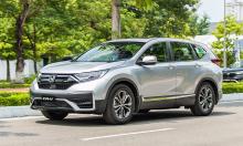 Đại lý ưu đãi Honda CR-V gần 80 triệu đồng phụ kiện