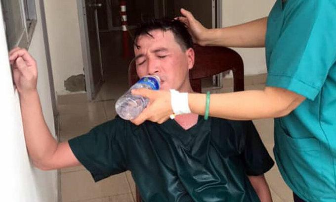 Nhân viên 115 kiệt sức vì chuyển nhiều ca bệnh nặng