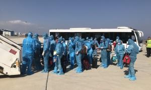 Hơn 270 người Việt từ Arab Saudi, Síp về nước