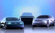 Ioniq - thương hiệu xe điện mới của Hyundai