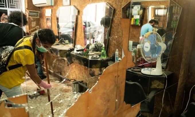 Những người tìm lại mạch sống cho Beirut
