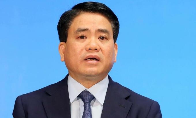 Bộ Công an: 'Làm rõ ba vụ án liên quan ông Nguyễn Đức Chung'
