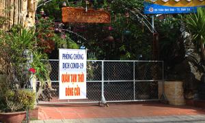 Quảng Nam tiếp tục dừng hoạt động giải trí