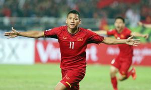Tiền đạo Anh Đức trở lại đội tuyển Việt Nam