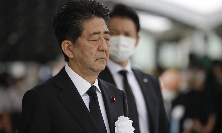 Thủ tướng Nhật cam kết không lặp lại thảm kịch chiến tranh
