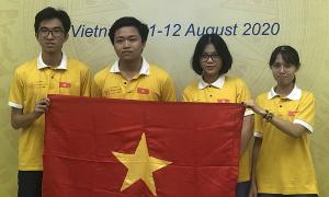 Nam sinh giành huy chương vàng Olympic Sinh học quốc tế