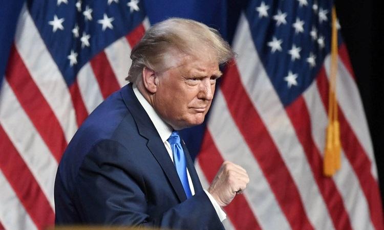 Trump cam kết tạo 10 triệu việc làm nếu tái đắc cử
