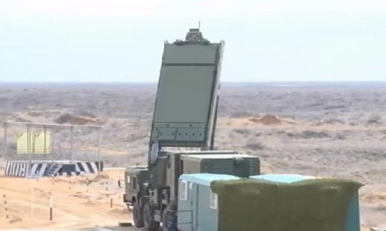 Tên lửa S-500 bắt đầu đợt thử nghiệm cuối cùng