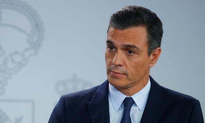 Tây Ban Nha bắt kẻ dọa ám sát Thủ tướng Sanchez