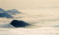 Miền núi Quảng Trị trong sương sớm