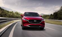 Mazda CX-5 bán chạy nhất phân khúc