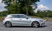 800 triệu nên mua Mercedes A200 2016?