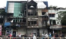 Nghi can đốt chi nhánh ngân hàng ở Sài Gòn bị bắt