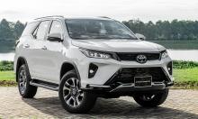 Toyota Fortuner 2020 ra mắt, giá cao nhất 1,426 tỷ đồng