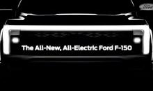 Ford F-150 phiên bản điện có công suất 450 mã lực