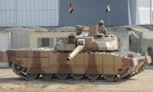 UAE tặng 80 xe tăng đắt nhất thế giới cho Jordan