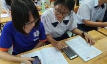 Lợi và hại khi cho học sinh dùng điện thoại