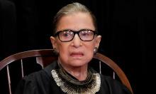 Tâm nguyện của thẩm phán Tòa án Tối cao Mỹ trước khi qua đời