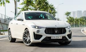 Maserati Levante - mãnh thú Italy giá 6,3 tỷ đồng