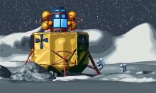 Công nghệ hạ cánh mới cho tàu vũ trụ