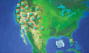 La Nina đe dọa các nước tiếp giáp Thái Bình Dương
