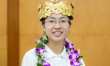 Nữ sinh Ninh Bình quyết tâm vô địch Olympia từ năm lớp 7