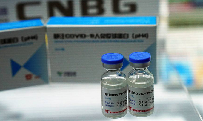 Mỹ mất 'vũ khí vaccine' vào tay Nga, Trung