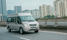 Ford Transit - dòng xe thương mại đa năng cho doanh nghiệp