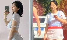 Hotgirl mạng xã hội Trung Quốc lộ nhan sắc thật