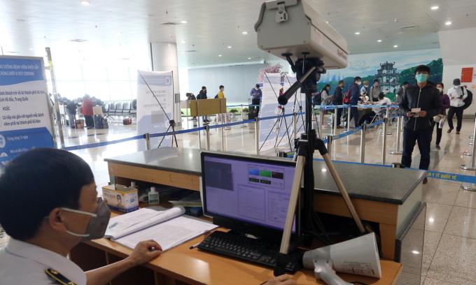 Thí điểm chuyến bay thương mại từ Hàn Quốc đến Việt Nam