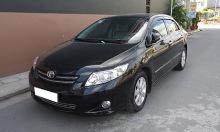 Toyota Corolla Altis 2009 giá 370 triệu có đắt?