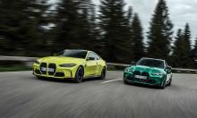 BMW ra mắt M3, M4 mới, giá từ 70.000 USD
