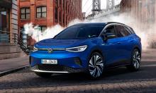 Volkswagen ID.4 - crossover chạy điện giá 40.000 USD